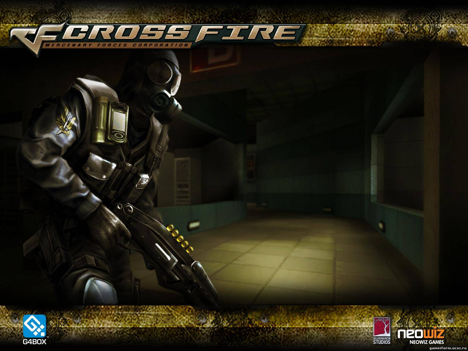 Games Cross fire ,зомби ферма.